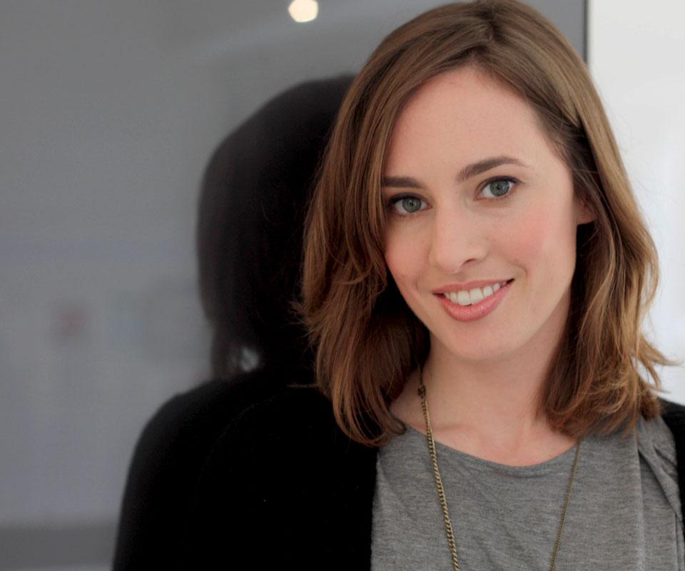 Annie Tomlin, Beauty Director of Self